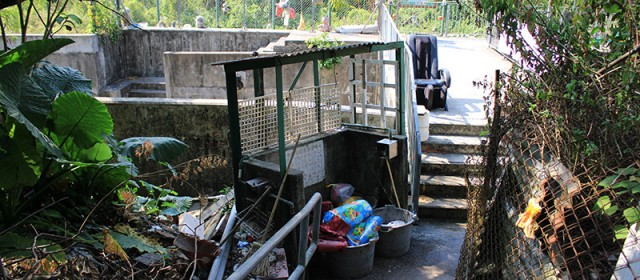 Trash and Hygiene in Pokfulam Village