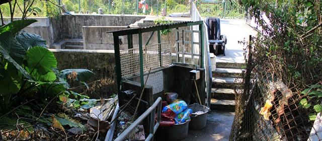 Trash and Hygiene in Pokfulam Village