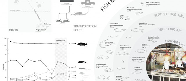 Fish Market Food Origin