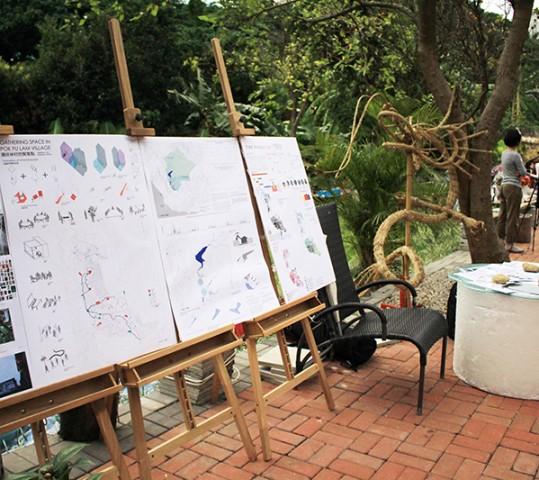 Pokfulam Village Community Workshop Gallery